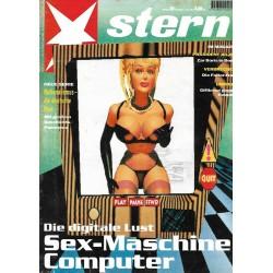stern Heft Nr.20 / 5 Mai 1994 - Sex Maschine Computer