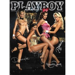 Playboy Nr.1 / Januar 2012 -  Die 12 Playmates des Jahres 2011