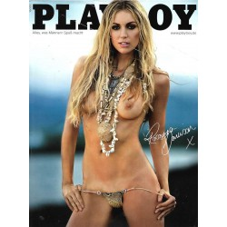 Playboy Nr.10 / Oktober 2012 - Rosanna Davison