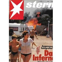stern Heft Nr.30 / 20 Juli 1978 - Das Inferno