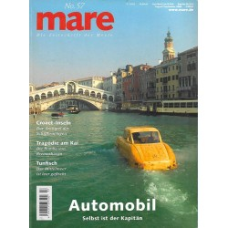 mare No.57 August / September 2006 Automobil
