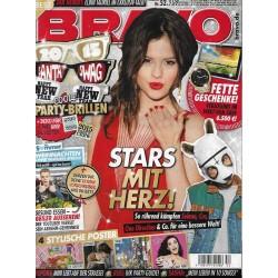 BRAVO Nr.52 / 17 Dezember 2014 - Stars mit Herz