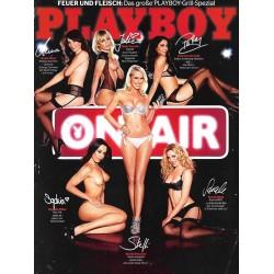 Playboy Nr.6 / Juni 2013 - Radio Moderatorinnen