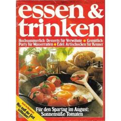 Essen & Trinken August 8/1977 - Sonnensüße Tomaten
