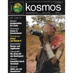 KOSMOS Heft 3 März 1981 - Armut mit Blende 8