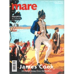 mare No.55 April/ Mai 2006 James Cook
