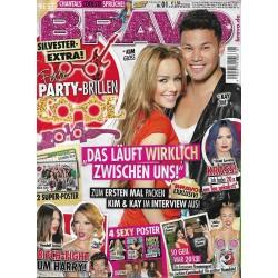 BRAVO Nr.1 / 23 Dezember 2013 - Kay One & Kim Gloss