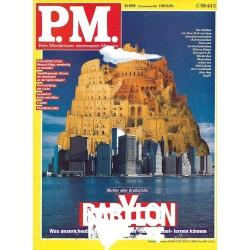 P.M. Ausgabe Oktober 10/1991 - Babylon