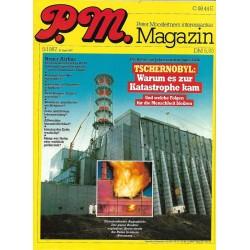 P.M. Ausgabe Mai 5/1987 - Tschernobyl
