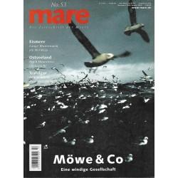 mare No.53 Dezember 2005 / Januar 2006 Möwe & Co