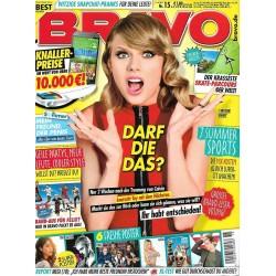 BRAVO Nr.15 / 6 Juli 2016 - Taylor Swift: Darf die das?