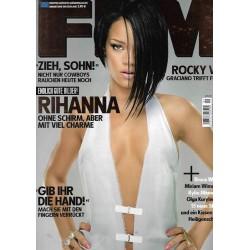 FHM Januar 2008 - Rihanna
