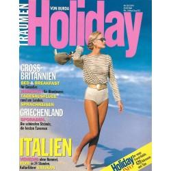 Holiday von Burda 3 Mai/Juni 1992 - Italien