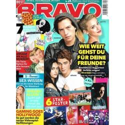 BRAVO Nr.24 / 7 November 2018 - Die Riverdale Stars