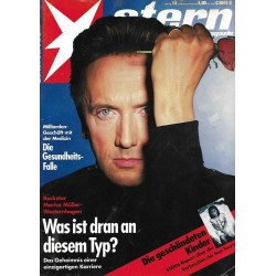 stern Heft Nr.14 / 26 März 1992 - Marius Müller Westernhagen