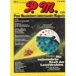P.M. Ausgabe Februar 2/1980 - Kraft der Laserstrahlen