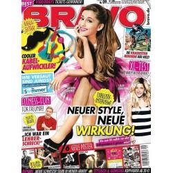BRAVO Nr.9 / 15 April 2015 - Neuer Style, neue Wirkung