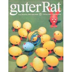 Guter Rat 1/1979 - Osterbasar