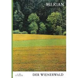 MERIAN Der Wienerwald 9/XIX September 1966