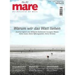 mare No.80 Juni / Juli 2010 Warum wir das Watt lieben