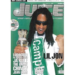 JUICE Nr.70 Dezember / 2004 & CD 48 - Lil Jon