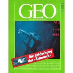 Geo Nr. 12 / Dezember 1989 - Die Entdeckung der Bismarck