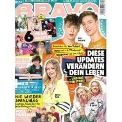 BRAVO Nr.2 / 2 Januar 2019 - Die Lochis, Dagi Bee & LeLi