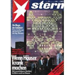 stern Heft Nr.23 / 29 Mai 1991 - Wenn Häuser krank machen