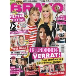 BRAVO Nr.43 / 16 Oktober 2013 - Freundinnen Verrat!