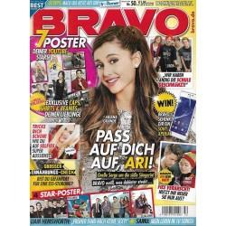 BRAVO Nr.50 / 3 Dez. 2014 - Pass auf dich auf, Ariana Grande!