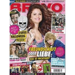 BRAVO Nr.44 / 22 Oktober 2014 - SEL & TAY Freundschaft oder Liebe?