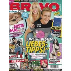 BRAVO Nr.43 / 15 Oktober 2014 - Bibi & Julian Liebestipps!