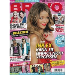 BRAVO Nr.42 / 8 Oktober 2014 - Rihanna, ihr Ex kann...