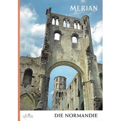 MERIAN Die Normandie 5/XX Mai 1967