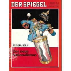 Der Spiegel Nr.17 / 17 April 1967 - Der neue Nationalismus