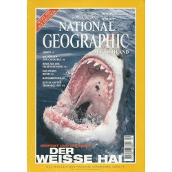 NATIONAL GEOGRAPHIC April 2000 - Der Weisse Hai
