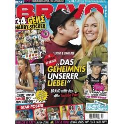 BRAVO Nr.40 / 24 September 2014 - Das Geheimnis unserer Liebe
