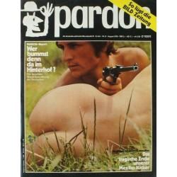 pardon Heft 8 / August 1970 - Wiederbewaffnung der Deutschen