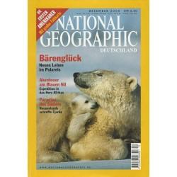 NATIONAL GEOGRAPHIC Dezember 2000 - Bärenglück