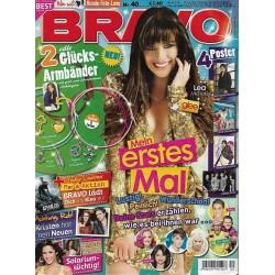 BRAVO Nr.40 / 28 September 2011 - Lea Michele: Mein erstes Mal