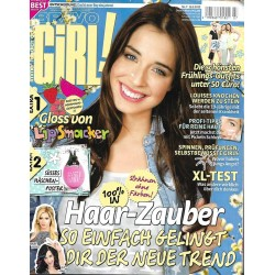 Bravo Girl Nr.7 / 13.3.2013 - Haar Zauber