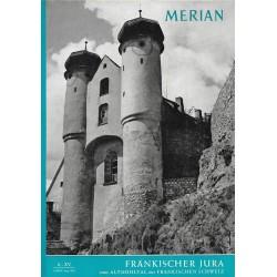 MERIAN Fränkischer Jura 8/XV August 1962