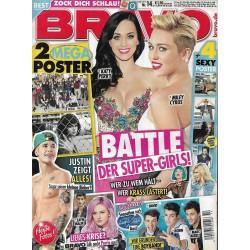 BRAVO Nr.14 / 26 März 2014 - Battle der Super Girls