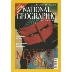 NATIONAL GEOGRAPHIC Mai 2001 - Marco Polo