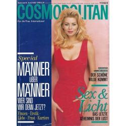Cosmopolitan 6/Juni 1993 - Roumina / Sex & Licht