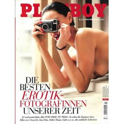 Playboy Nr.12 / Dezember 2019 - Erotik Fotografinnen
