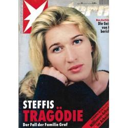 stern Heft Nr.33 / 10 August 1995 - Steffis Tragödie