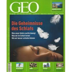 Geo Nr. 08/2004