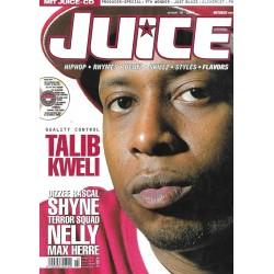 JUICE Nr.68 Oktober/ 2004 & CD 46 - Talib Kweli