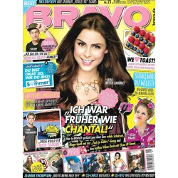 BRAVO Nr.21 / 30 September 2015 - Lena Meyer Landrut
